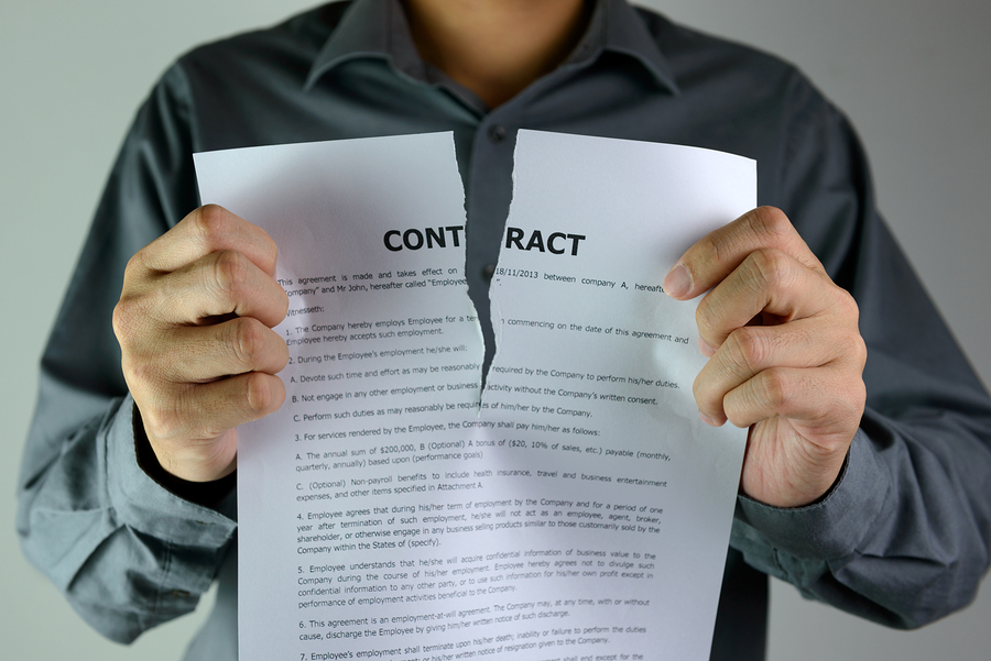 Early Lease Termination Allowed In All Contracts